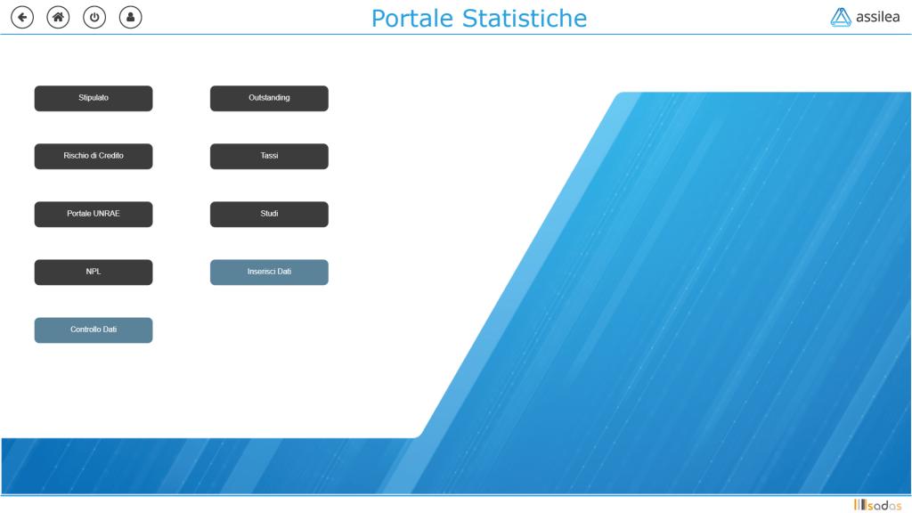 Portale statistiche Assilea-Sadas dati mercato leasing